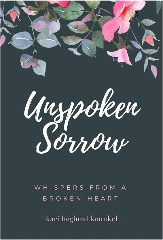 01 Unspoken Sorrow Cover